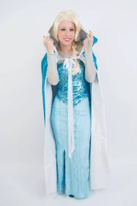 Elsa inhuren REND Enetrtainment