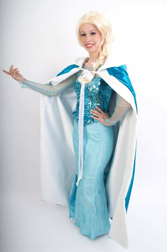 Koningin Elsa inhuren REND Enetrtainment