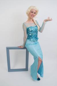 prinses Elsa huren REND Entertainment