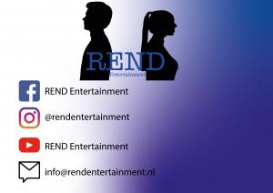 social media REND Entertainment