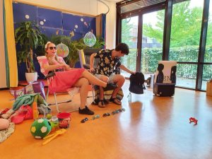 Interactief peutertheater REND Entertainment