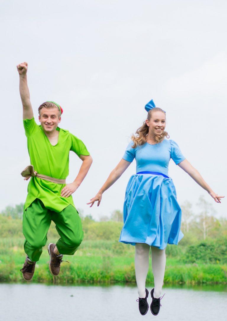 Peter Pan Wendy theater