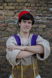 Aladdin voor uw feestje of evenement