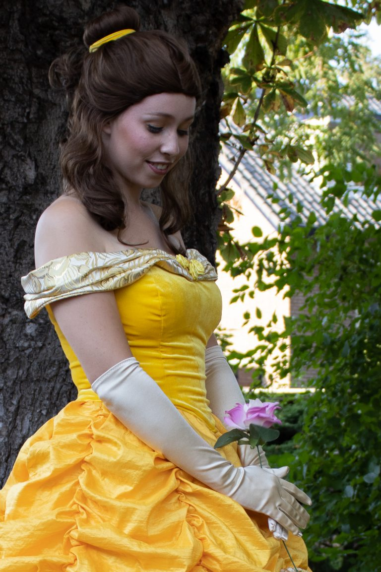 Prinses Belle Inhuren REND entertainment