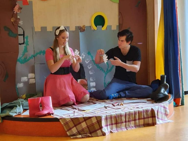 Ruby & Daan Interactief theater BSO school opvang seizoenen
