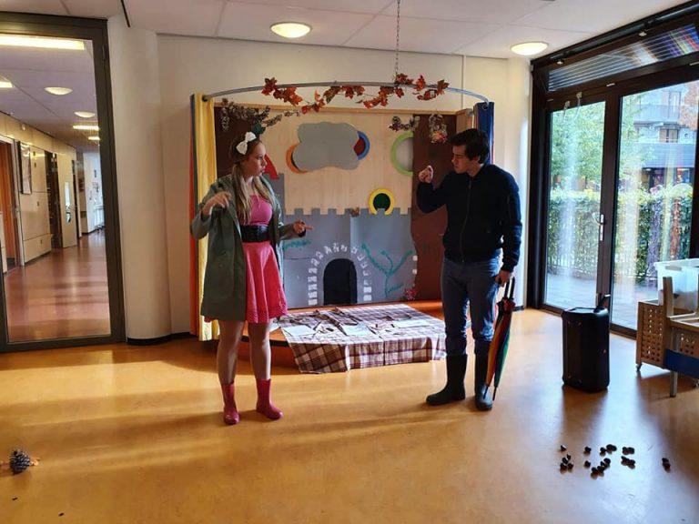Ruby & Daan Interactief peutertheater BSO school opvang