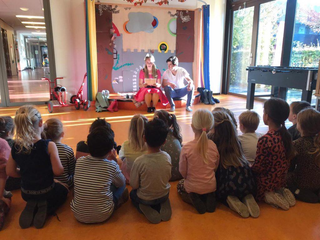 Ruby & Daan Interactief theater BSO school opvang