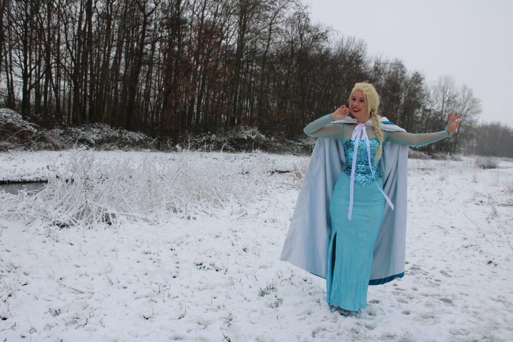 Elsa huren frozen