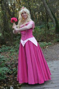 Doornroosje huren prinses kinderfeestje event prinsesje Princess