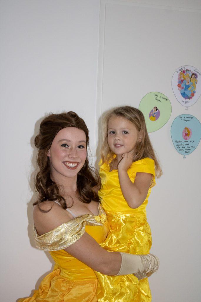 Belle op Bezoek REND Entertainment